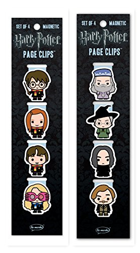 Re-marks Harry Potter Students and Professors Page Clip 2 pack - Clips Mark