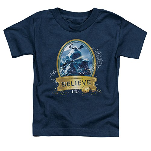 The Polar Express True Believer Little Boys Shirt
