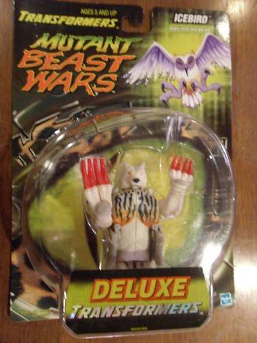 Transformers Mutant Beast Wars Icebird Action Figure