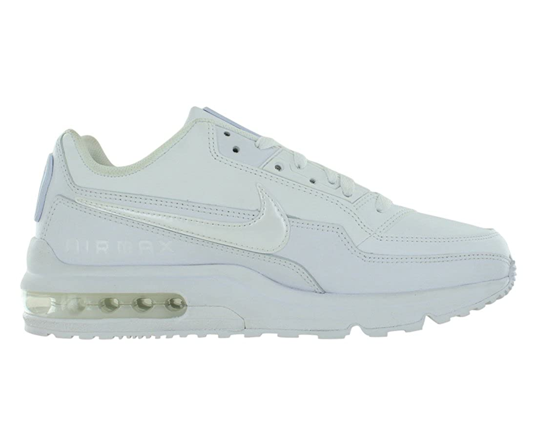 faa62fb91b Amazon.com | NIKE Air Max LTD 3 Men's Running Shoes (14 D (M) US, White) |  Running