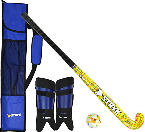 - STRYK Prism Composite Field Hockey Stick Package