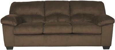 Superbe Ashley Furniture Signature Design   Dailey Full Sofa Sleeper   Contemporary    Chocolate Brown