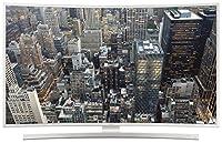 Samsung UE55JU6580 138 cm (55 Zoll) Curved Fernseher (Ultra HD, Triple Tuner,...