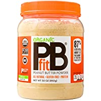 PBfit 30 oz. All-Natural Organic Peanut Butter Powder