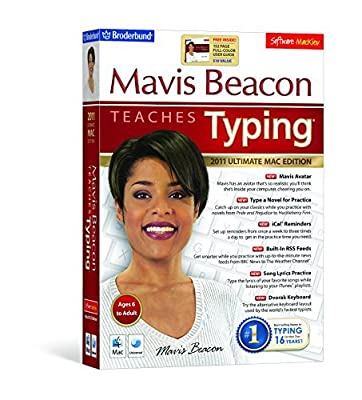 Mavis Beacon Teaches Typing - Academic Edition for Windows - Network-50 License