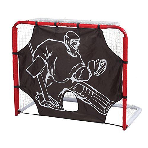 EastPoint Sports Phantom Steel Hockey Goal with Shot - Hockey Goal Metal
