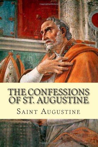 Download The Confessions of Saint Augustine pdf epub