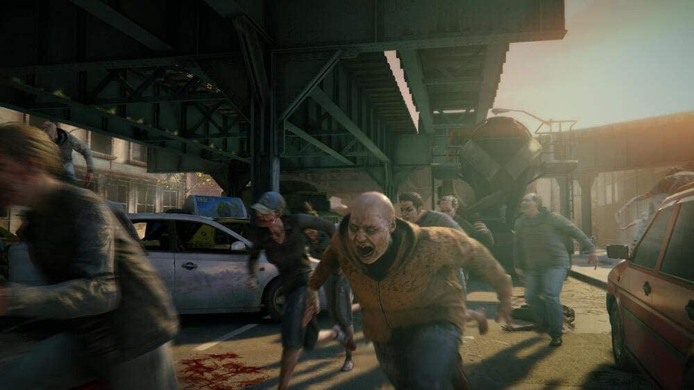 World War Z [Importación francesa]: Amazon.es: Videojuegos