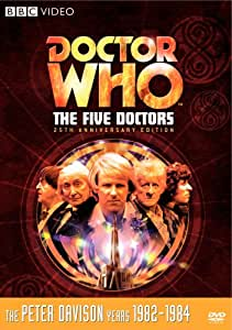 Doctor Who - The Five Doctors (25th Anniversary Edition)