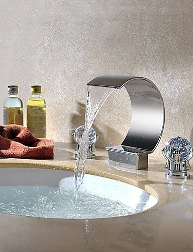 Crystal Wall Mount Faucet - 8