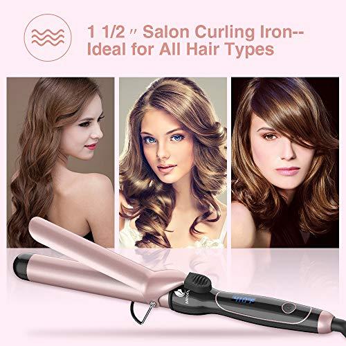 Buy big curling iron