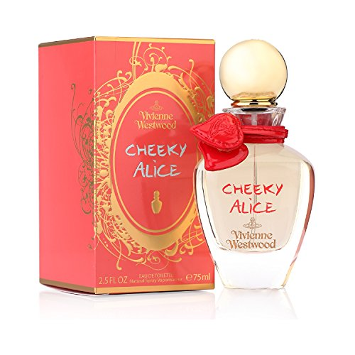 Price comparison product image Vivienne Westwood Cheeky Alice Eau de Toilette Spray for Women,  2.5 Ounce