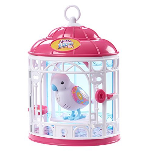 Little Live Pets Bird with Cage - Secret Angie [並行輸入品] B077Q7Q7QP