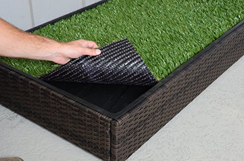 Synthetic Grass for Premium Porch Potty Review