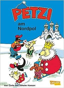Book Petzi, Bd.7, Petzi am Nordpol