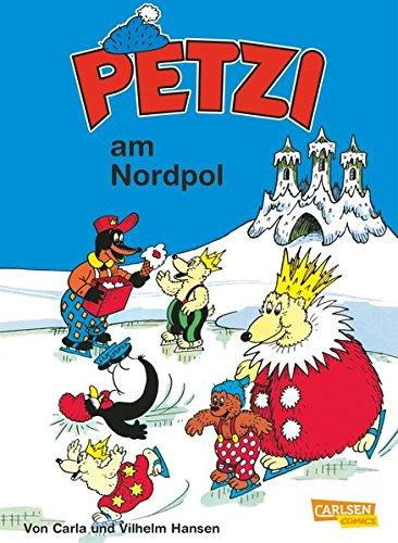Petzi, Bd.7, Petzi am Nordpol