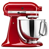 Kitchenaid Stand Mixer Artisan Qt. Bowl 10 Speed Empire Red 325 W