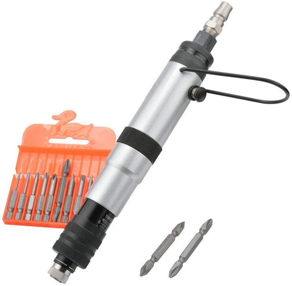 Preset Torque Torque Screwdriver Pneumatic Screwdriver Automatic Air Batch