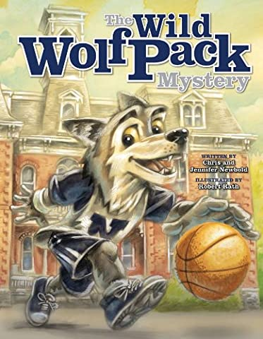 The Wild Wolf Pack Mystery (Wild Wolf Publishing)