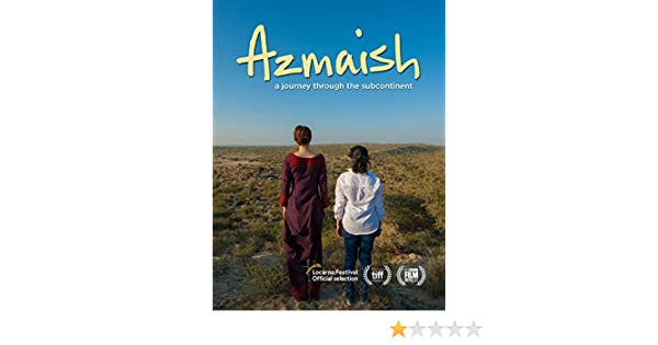 Azmaish : a journey through the subcontinent