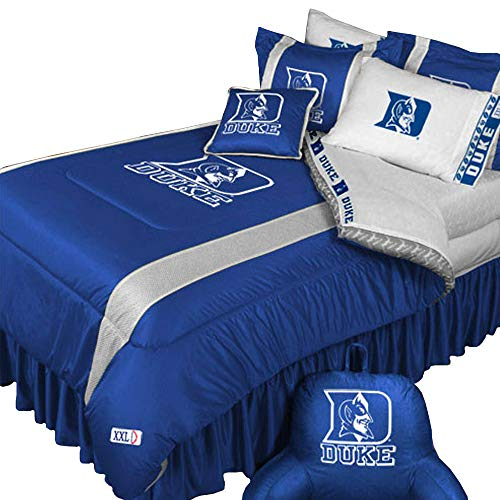 (NCAA Duke Blue Devils - 5pc BED IN A BAG - Full/Double Size)