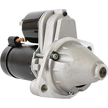DB Electrical SPR0006 Starter For Volvo Penta 2001, 2002, 2002T, 2003T, 2003R S S Turbo V 83-93 /AQ115A B C 69-77, AQ120B 66-80 /BB170 69-78, ...