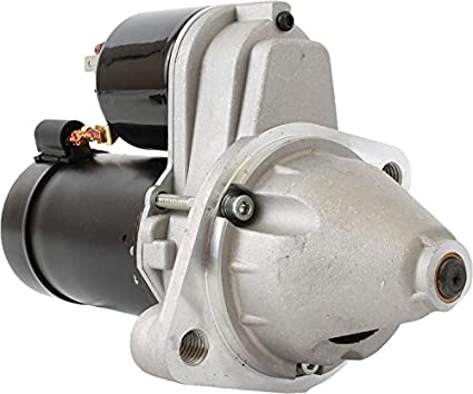 DB Electrical SPR0006 Starter For Volvo Penta 2001, 2002, 2002T, 2003T, 2003R S S Turbo V 83-93 /AQ115A B C 69-77, AQ120B 66-80 /BB170 69-78, ...