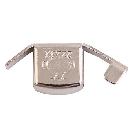 Leoboone Universal Metal guía de costura magnética Pies de prensa para máquinas de coser DIY Manualidades pie piezas hogar herramienta: Amazon.es: Hogar