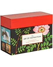 The Art of Instruction: 100 Postcards of Vintage Educational Charts (Floral Art Postcards, Botanical Cards)