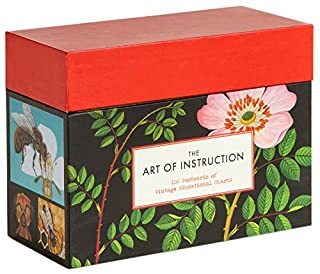 The Art of Instruction: 100 Postcards of Vintage Educational Charts (1452105952) | Amazon Products
