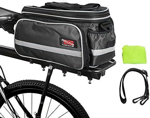 B/-/Soul/Bicycle/Bag/Bike/Rear/Rack/Bag/Package/Bicycle/Shelf/Utility/Pocket/Riding/Equipment