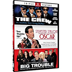 Big Trouble & The Crew + Oscar - Triple Feature (2012)