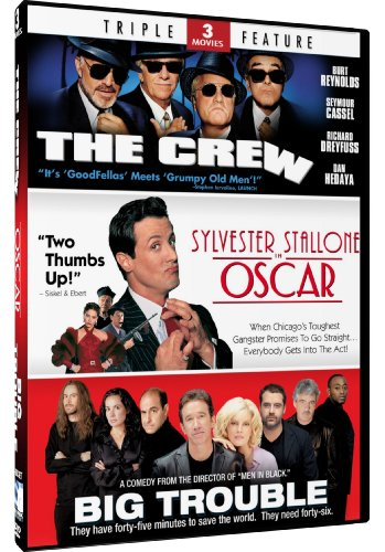 Big Trouble   The Crew   Oscar   Triple Feature