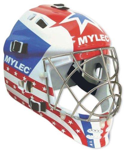 Ultra Pro Goalie Mask - Red/White/Blue - HO244P