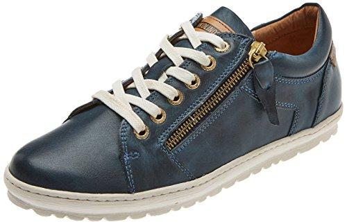 901 Bleu Basses Pikolinos Lagos Sneakers ocean Femme qxRpnB5wSn