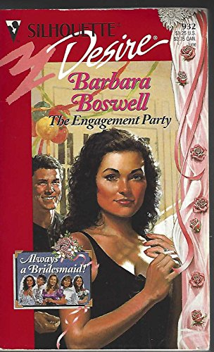 book cover of The Engagement Party