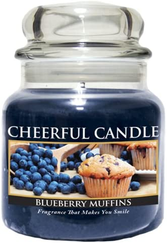 Cheerful Giver Blueberry Muffins 16 Ounce