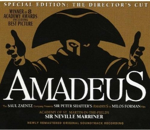 Amadeus - Special Edition: Director's (Parade Limited Edition)
