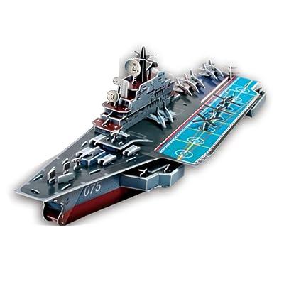 CubicFun P602H Kiev Aircraft Carrier Puzzle