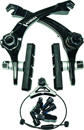 Curb Dog U-Brake Pro F Or R Black Brake U