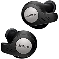 Jabra Elite Active 65t Earbuds - Passive Noise Cancelling Bluetooth Sport Earphones with Motion Sensors for Fitness…
