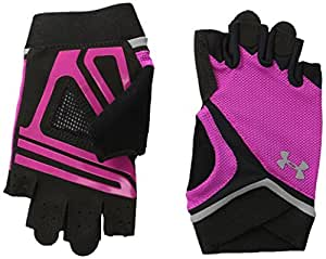 Under Armour Women's Flux, Tropic Pink/Black, Small