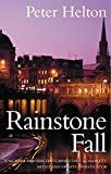 Front cover for the book Rainstone Fall by Peter Helton