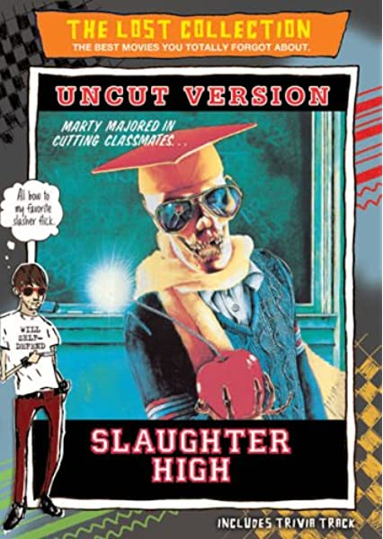 Amazon Com Slaughter High Uncut Version Caroline Munro George Dugdale Movies Tv