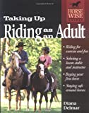 Taking up Riding as an Adult, Diana Delmar, 1580170811