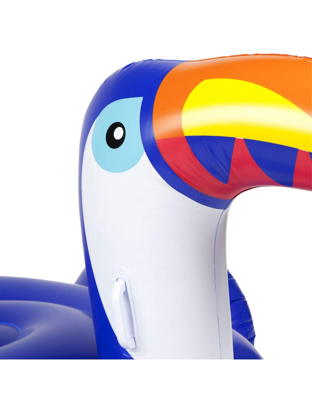 HGHFH - Colchón Hinchable de 200 cm, diseño de pájaro Azul, para ...