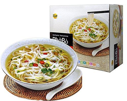 (Authentic Vietnamese Pho Bo Rice Noodle Soup Bowl (8))