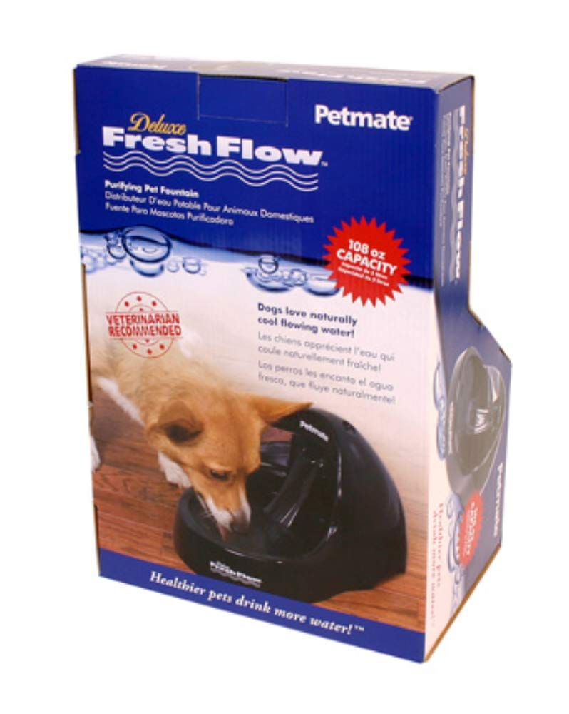 Dishes, Feeders & Fountains Good 4 Replacements Drinkwell Stainless Multi-pet & 360 Pet Fountain Charcoal Filters Cat Supplies