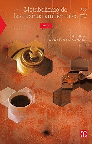 Descargar Libro Metabolismo De Las Toxinas Ambientales Rosario Rodríguez