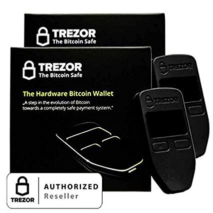 Cryptocurrencies you can store on trezor
